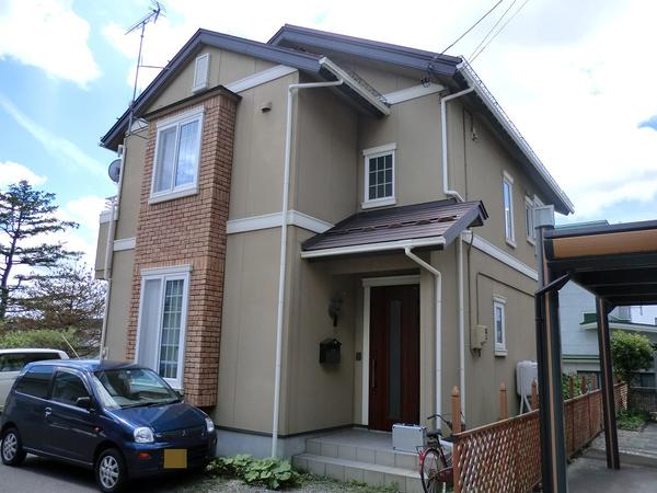 鹿角市Y様 外壁塗装、屋根塗装のサムネイル