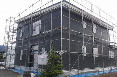 岩見沢市T様 外壁塗装、屋根塗装