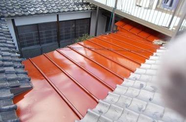 たつの市T様 屋根塗装