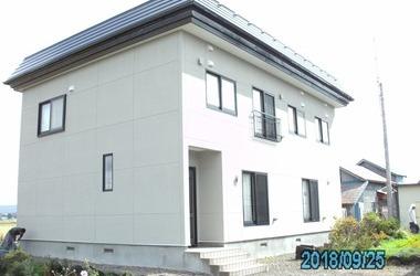 上川郡東川町M様 外壁塗装、屋根塗装