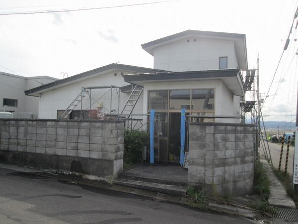 函館市F様 外壁塗装のサムネイル