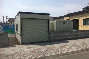 札幌市M様 外壁塗装、屋根塗装