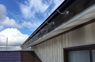 山形市O様 外壁塗装、屋根塗装、雨樋リフォーム
