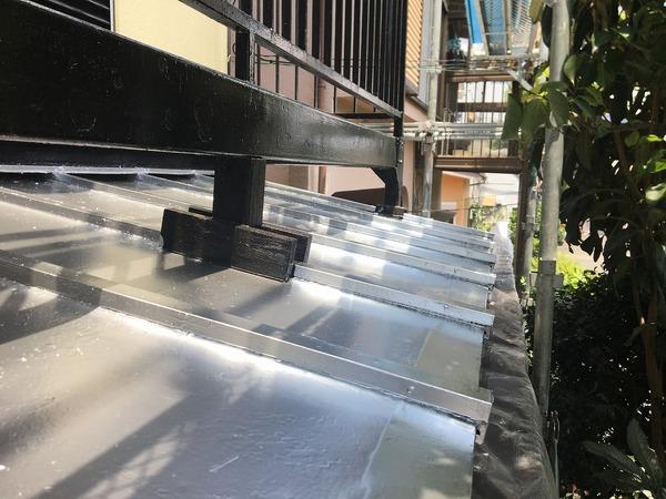 狛江市O様 屋根塗装のサムネイル