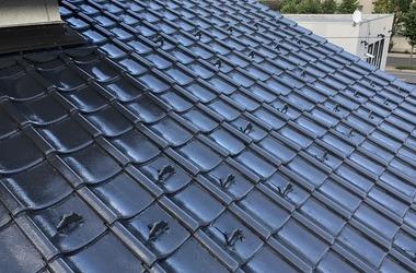 札幌市A様 屋根塗装