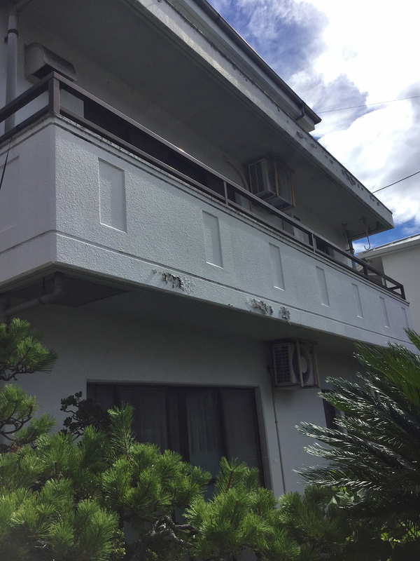 松山市A様 外壁塗装、屋根塗装のサムネイル
