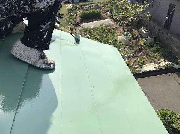 長野市W様 屋根塗装のサムネイル