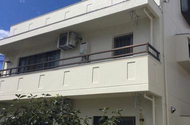松山市A様 外壁塗装、屋根塗装