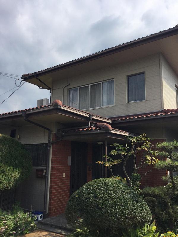 松山市T様 外壁塗装のサムネイル
