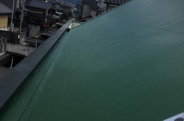 松山市F様 屋根塗装