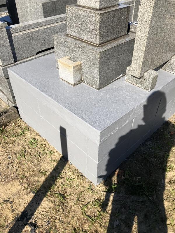 松山市I様 お墓リフォームのサムネイル