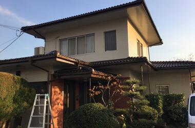 松山市T様 外壁塗装