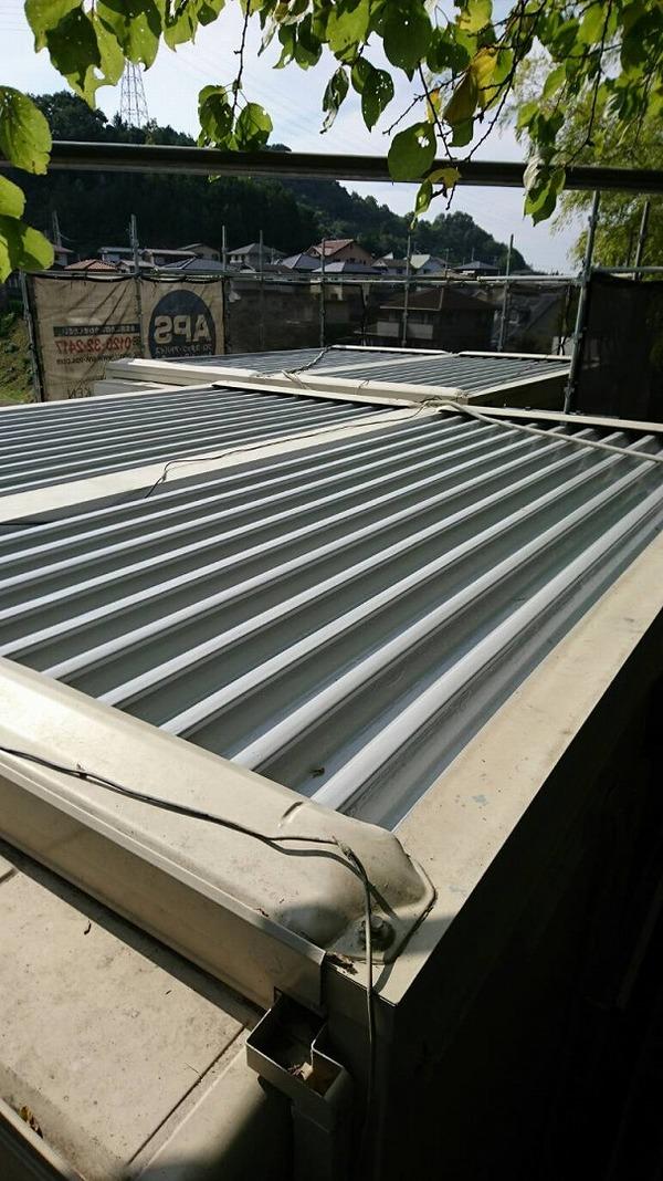 松山市K様 屋根塗装のサムネイル