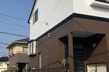 松山市N様 外壁塗装