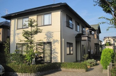 新潟市K様 外壁塗装、屋根塗装