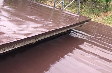 天童市S様 屋根塗装