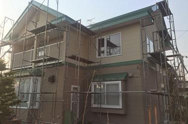 帯広市O様 屋根塗装