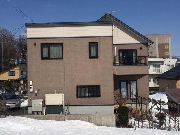 札幌市A様 外壁塗装、屋根塗装のサムネイル