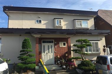 釧路市K様 外壁塗装、屋根塗装