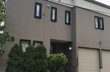 札幌市A様 外壁塗装、屋根塗装