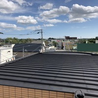 帯広市I様 屋根塗装のサムネイル