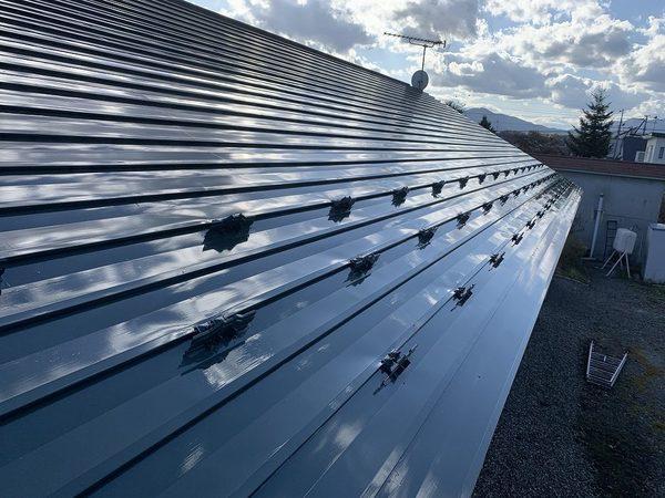 上川郡新得町K様 外壁塗装、屋根塗装のサムネイル
