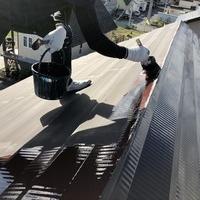 河東郡音更町H様 屋根塗装のサムネイル