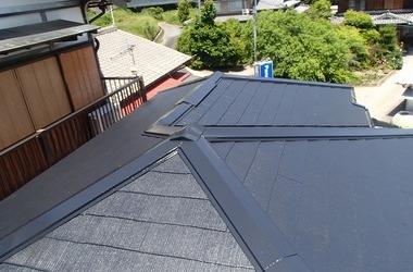 橋本市S様 屋根塗装