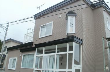 函館市M様 屋根塗装