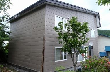 紋別郡遠軽町S様 外壁塗装、屋根塗装