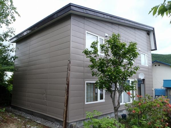 紋別郡遠軽町S様 外壁塗装、屋根塗装のサムネイル