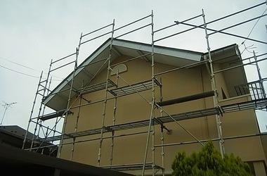 東根市F様 外壁塗装、屋根塗装