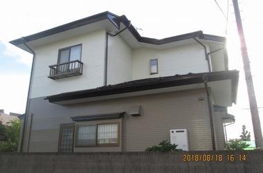 仙台市K様 外壁塗装、屋根塗装