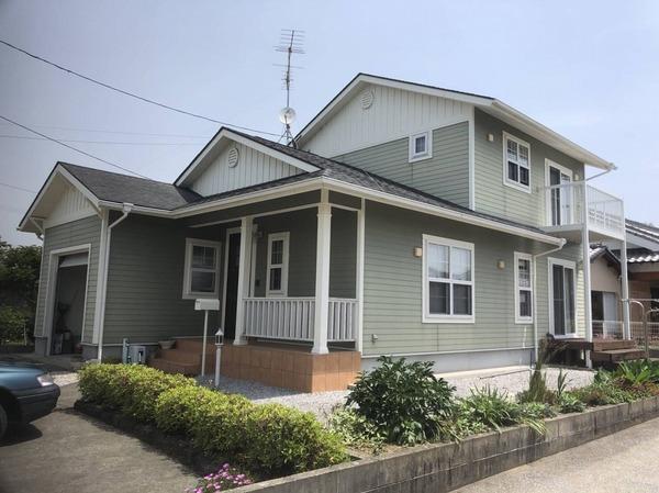 児湯郡高鍋町K様 外壁塗装、屋根塗装のサムネイル