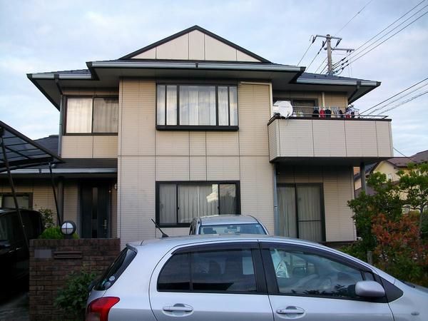 富谷市N様 外壁塗装、屋根塗装のサムネイル