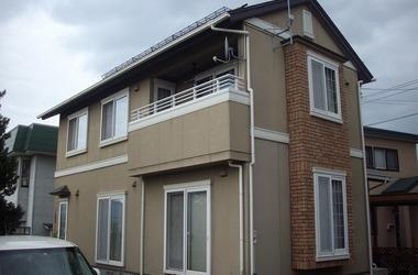 鹿角市Y様 外壁塗装、屋根塗装