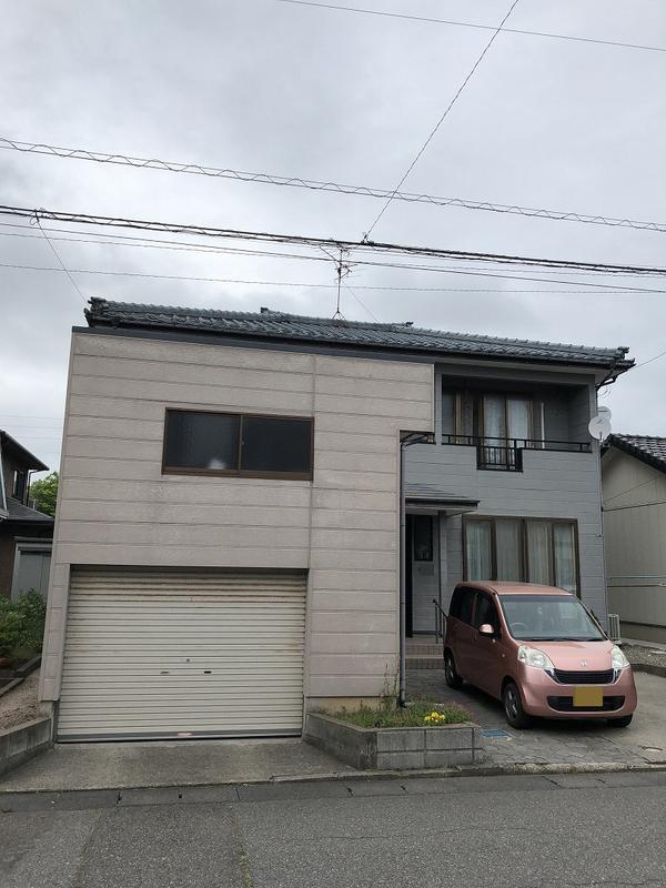富山市K様 外壁塗装のサムネイル
