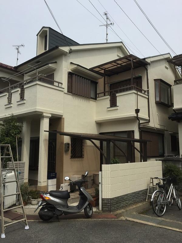 富田林市Y様 外壁塗装のサムネイル