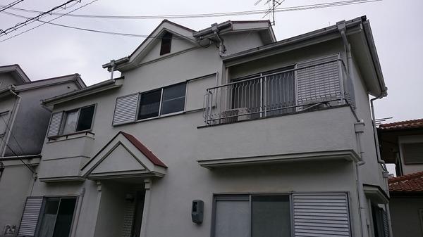 富田林市A様 外壁塗装のサムネイル