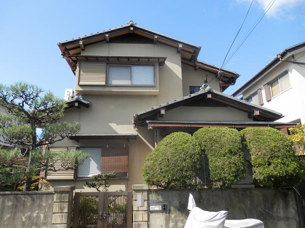 京都市I様 外壁塗装のサムネイル
