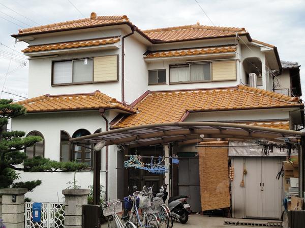 阪南市T様 外壁塗装のサムネイル