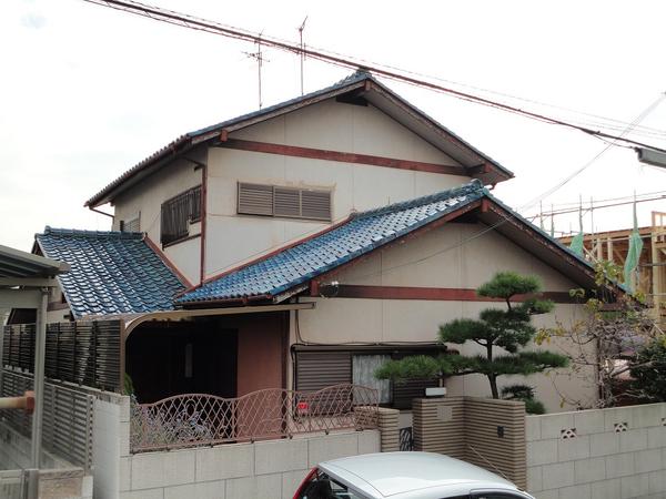 藤井寺市I様 外壁塗装のサムネイル