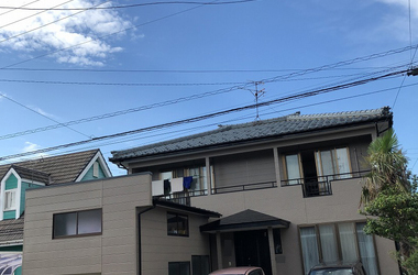 富山市K様 外壁塗装