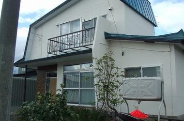 旭川市T様 外壁塗装、屋根塗装