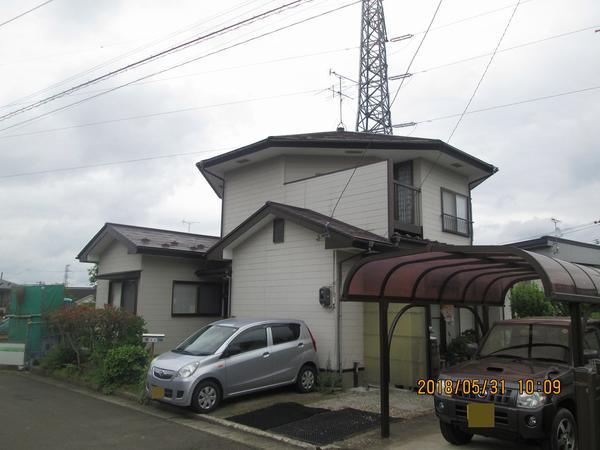 仙台市A様 外壁塗装、屋根塗装のサムネイル