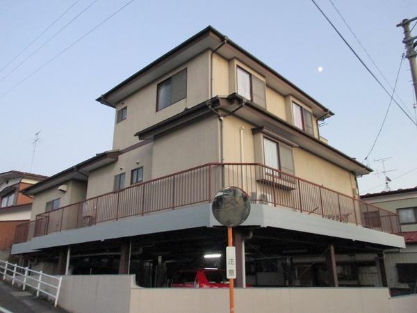 七ヶ浜市S様 外壁塗装、屋根塗装のサムネイル