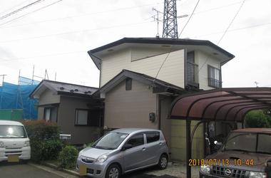 仙台市A様 外壁塗装、屋根塗装
