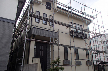 東京都世田谷区O様 外壁塗装、屋根塗装