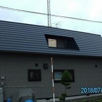 富良野市Y様 屋根塗装のサムネイル
