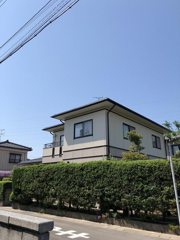 新潟市H様 外壁塗装のサムネイル